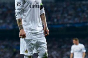 Y Sergio Ramos por el Real Madrid Foto:Getty Images. Imagen Por:
