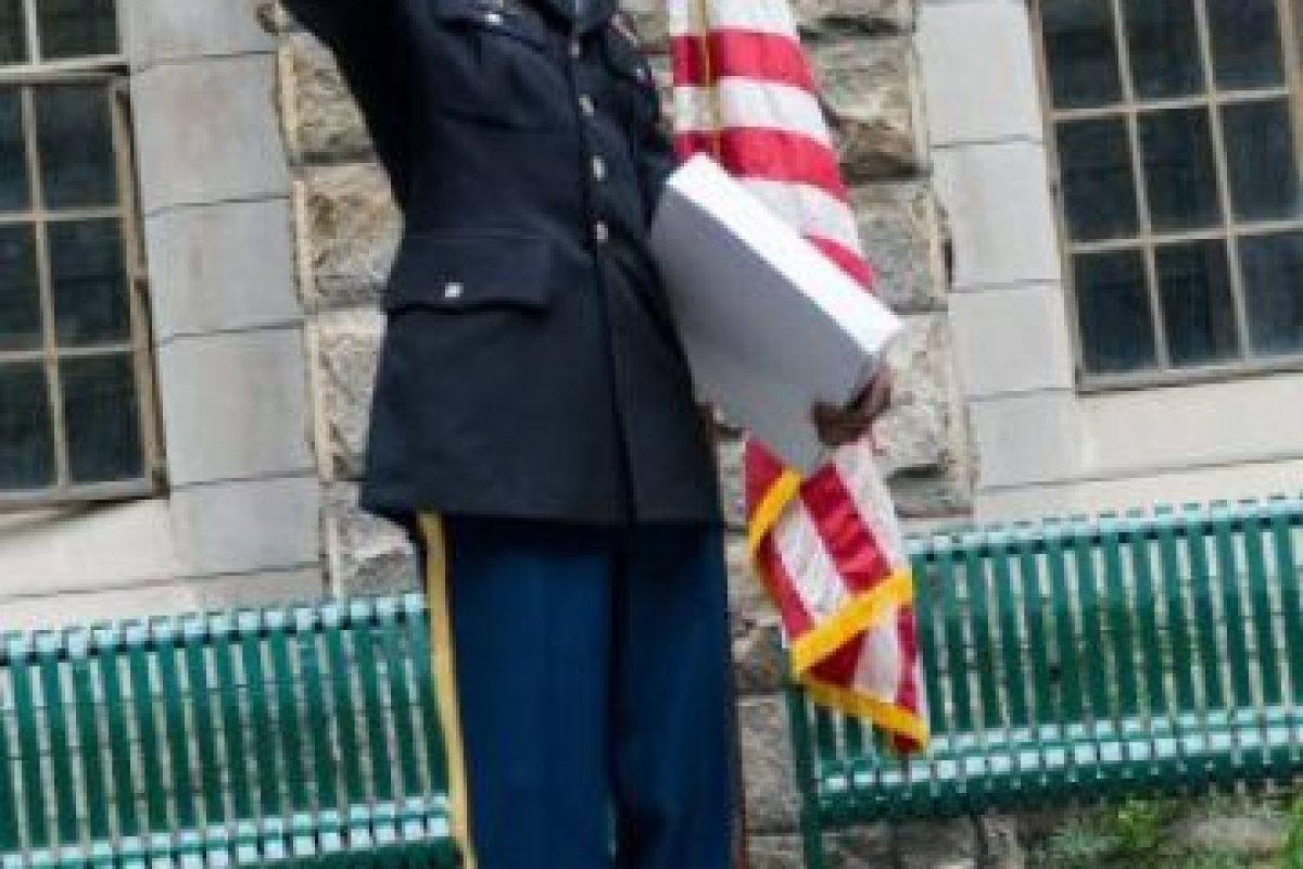 Aliz se graduó con las más altas calificaciones en física Foto:West Point – The U.S. Military Academy. Imagen Por:
