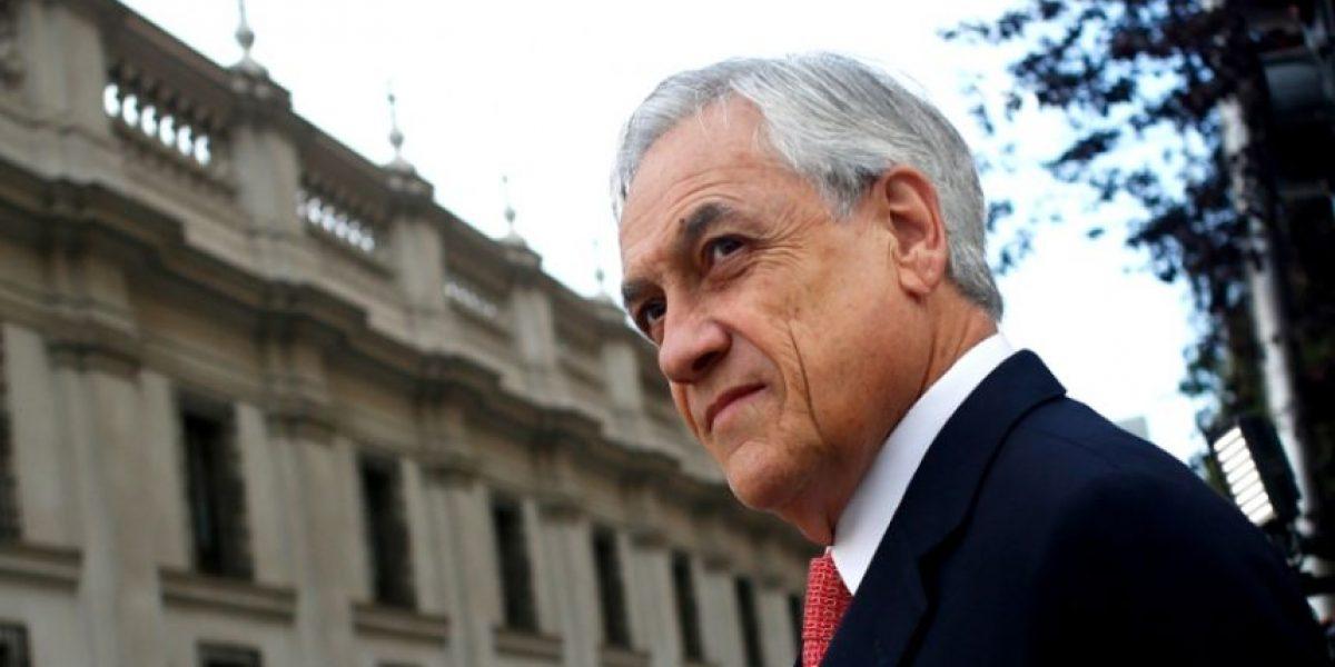 Piñera reaparece en duro video sobre seguridad ciudadana: