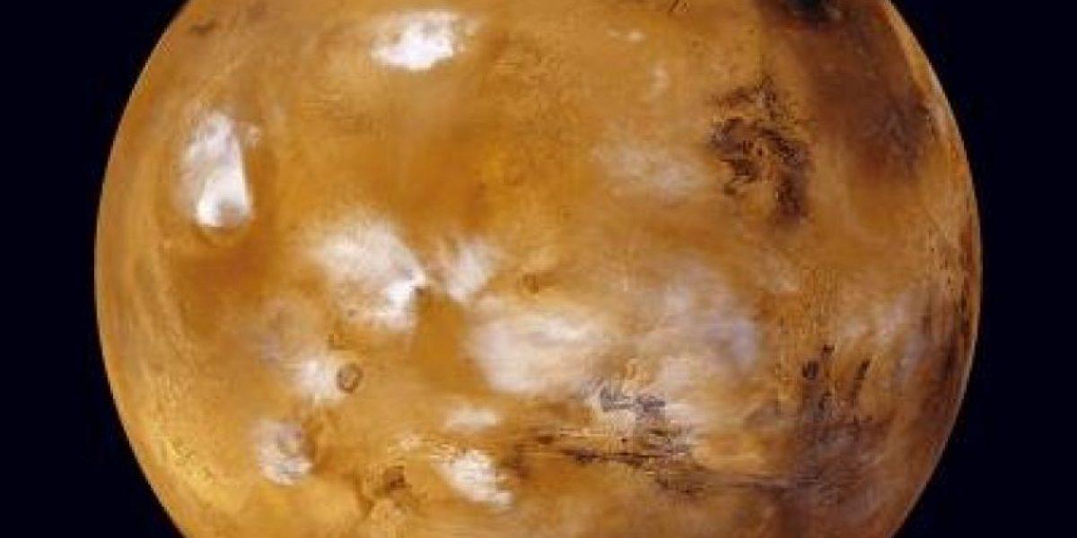 Marte está saliendo de una era glacial