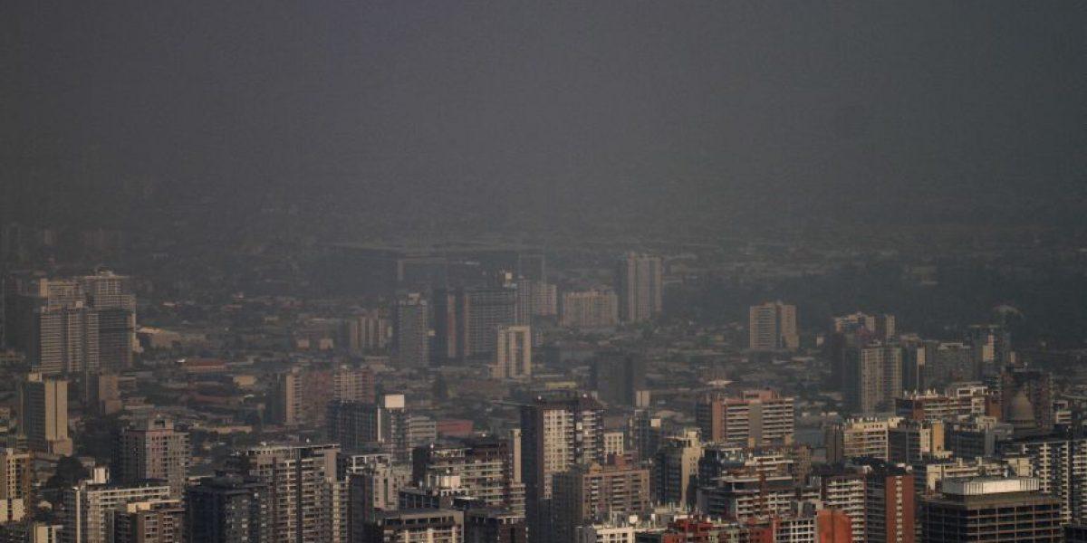 Intendencia Metropolitana extiende alerta ambiental para este sábado en Santiago