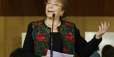 Presidenta Bachelet y proceso constituyente: quienes se restan