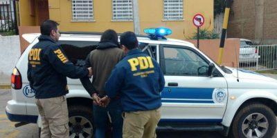 PDI detuvo a sujeto prófugo de la justicia por abuso sexual de menor