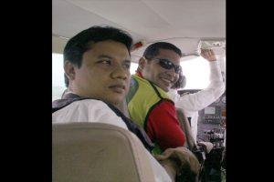 Diego D'Pablos y Carlos Melo fueron liberados horas después. Foto:AP. Imagen Por:
