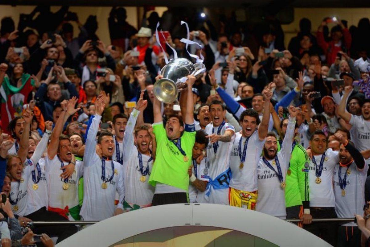 Real Madrid (España)-10 títulos: 1956, 1957, 1958, 1959, 1960, 1966, 1998, 2000, 2002, 2014 Foto:Getty Images. Imagen Por: