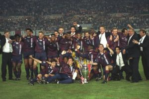 Ajax (Holanda)-4 títulos: 1971, 1972, 1973, 1995 Foto:Getty Images. Imagen Por: