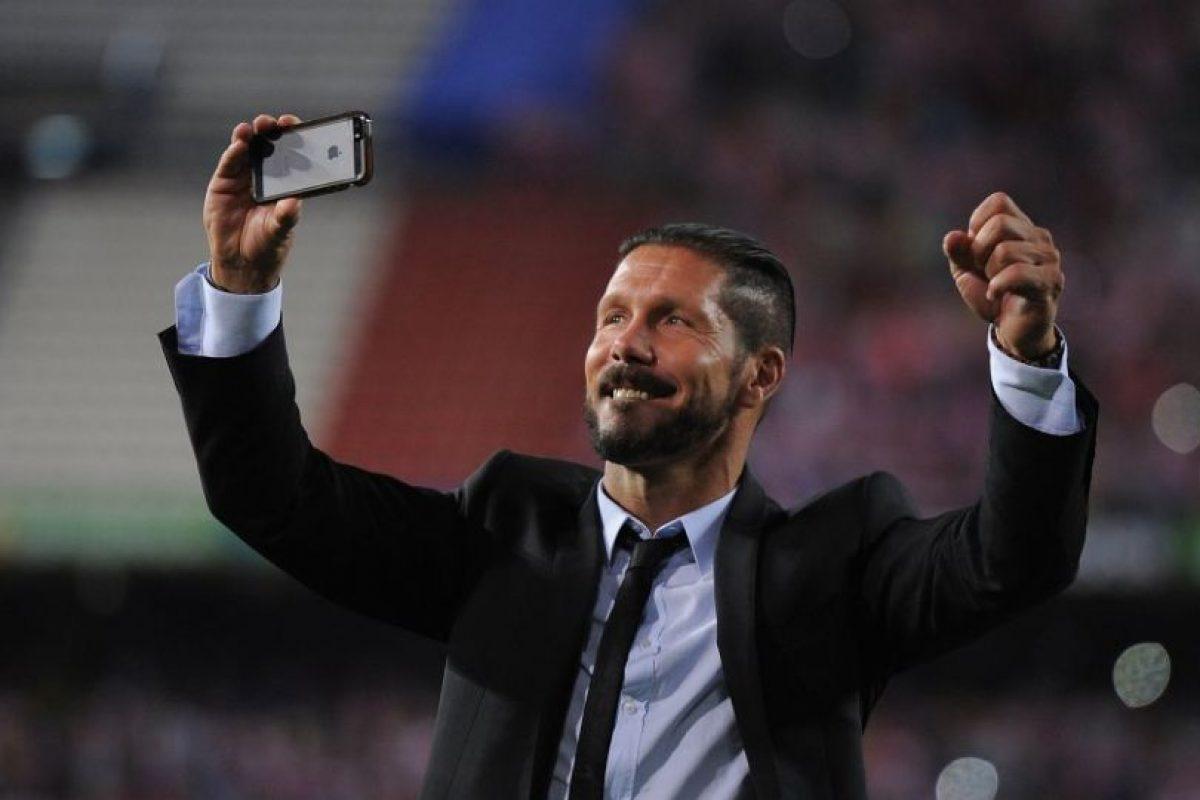 Como entrenador lleva ganada una Liga de España, una Copa del Rey y una Supercopa de España. Foto:Getty Images. Imagen Por: