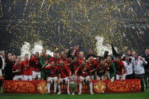 Manchester United (Inglaterra)-3 títulos: 1968, 1999, 2008 Foto:Getty Images. Imagen Por: