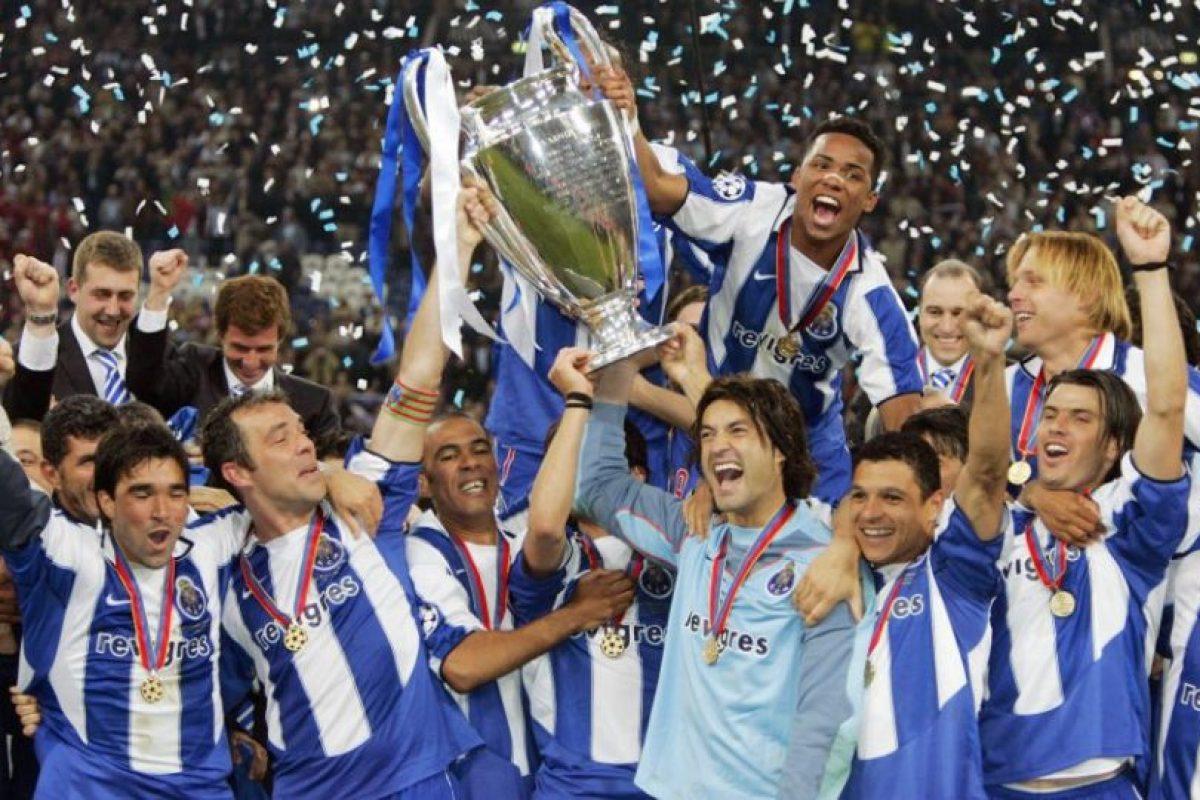 FC Porto (Portugal)-2 títulos: 1987, 2004 Foto:Getty Images. Imagen Por:
