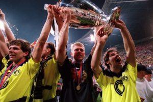 Borussia Dortmund (Alemania)-1 título: 1997 Foto:Getty Images. Imagen Por: