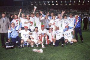 PSV (Holanda)-1 título: 1988 Foto:Getty Images. Imagen Por: