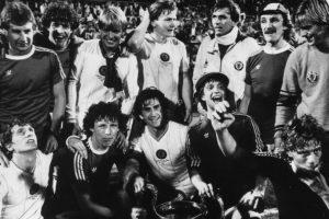 Aston Villa (Inglaterra)-1 título: 1982 Foto:Getty Images. Imagen Por: