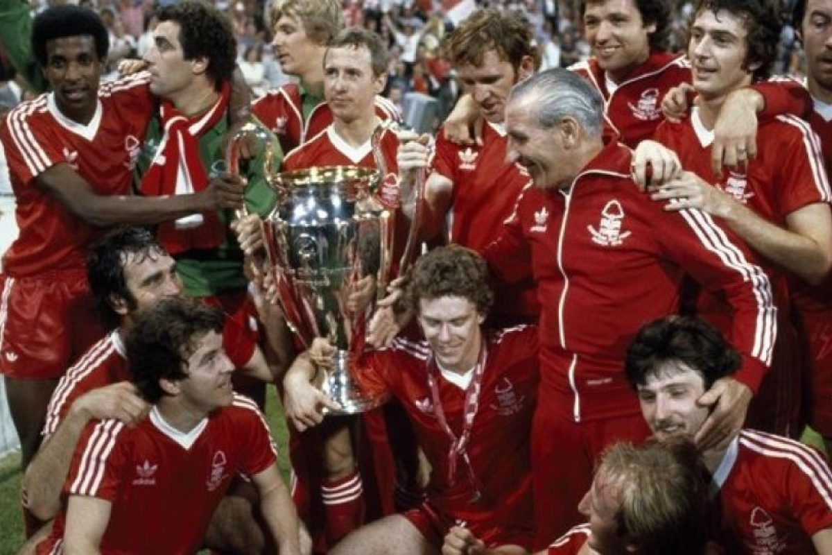 Nottingham Forrest (Inglaterra)-2 títulos: 1979, 1980 Foto:Getty Images. Imagen Por: