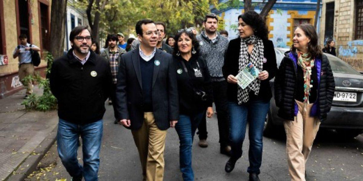 Ministro Céspedes reitera llamado a participar del PreCenso