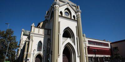 Ataque incendiario afectó a Iglesia de la Gratitud Nacional