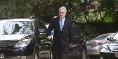 Piñera realizó sesión fotográfica con candidatos municipales de Chile Vamos