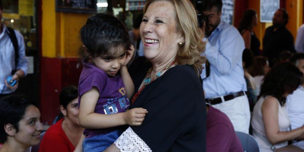Ex ministra Helia Molina competirá en las primarias por Ñuñoa