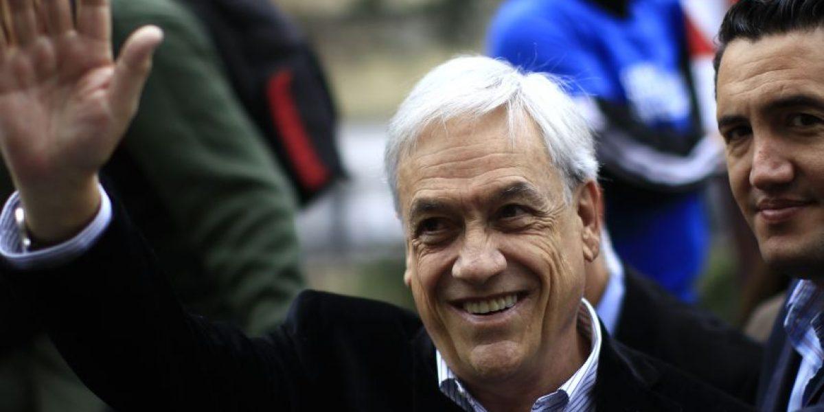 """Piñera y declaración de Bachelet por Caval: """"Me parece bien que la Presidenta colabore con la justicia"""""""