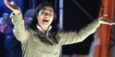 Fujimori llega con ventaja a debate clave con Kuczynski por presidencia de Perú