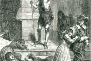 La peste bubónica mató a un tercio de la población mundial en la Edad Media. Volvió hace dos años en China. Foto:vía Wikipedia. Imagen Por: