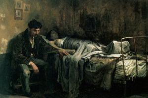 5. Tuberculosis. Según la OMS, 2 millones de personas siguen falleciendo por causa de esta enfermedad bacteriana que afecta los pulmones. Foto:vía Wikipedia. Imagen Por: