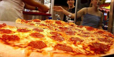 Un italiano pagará pensión alimenticia a su ex mujer con pizzas