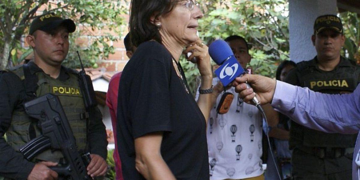 Guerrilla de ELN lamenta secuestro de periodista española en Colombia