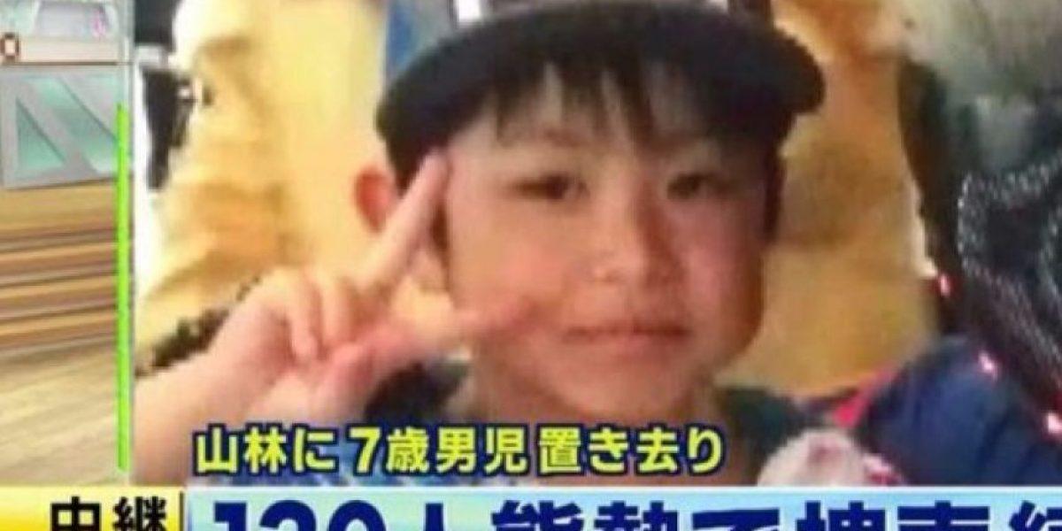 Buscan a un niño de 7 años abandonado en un bosque de Japón como castigo