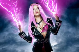 10. Sasha Banks Foto:WWE. Imagen Por: