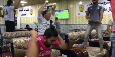 Matan a 12 hinchas de Real Madrid durante la final de Champions