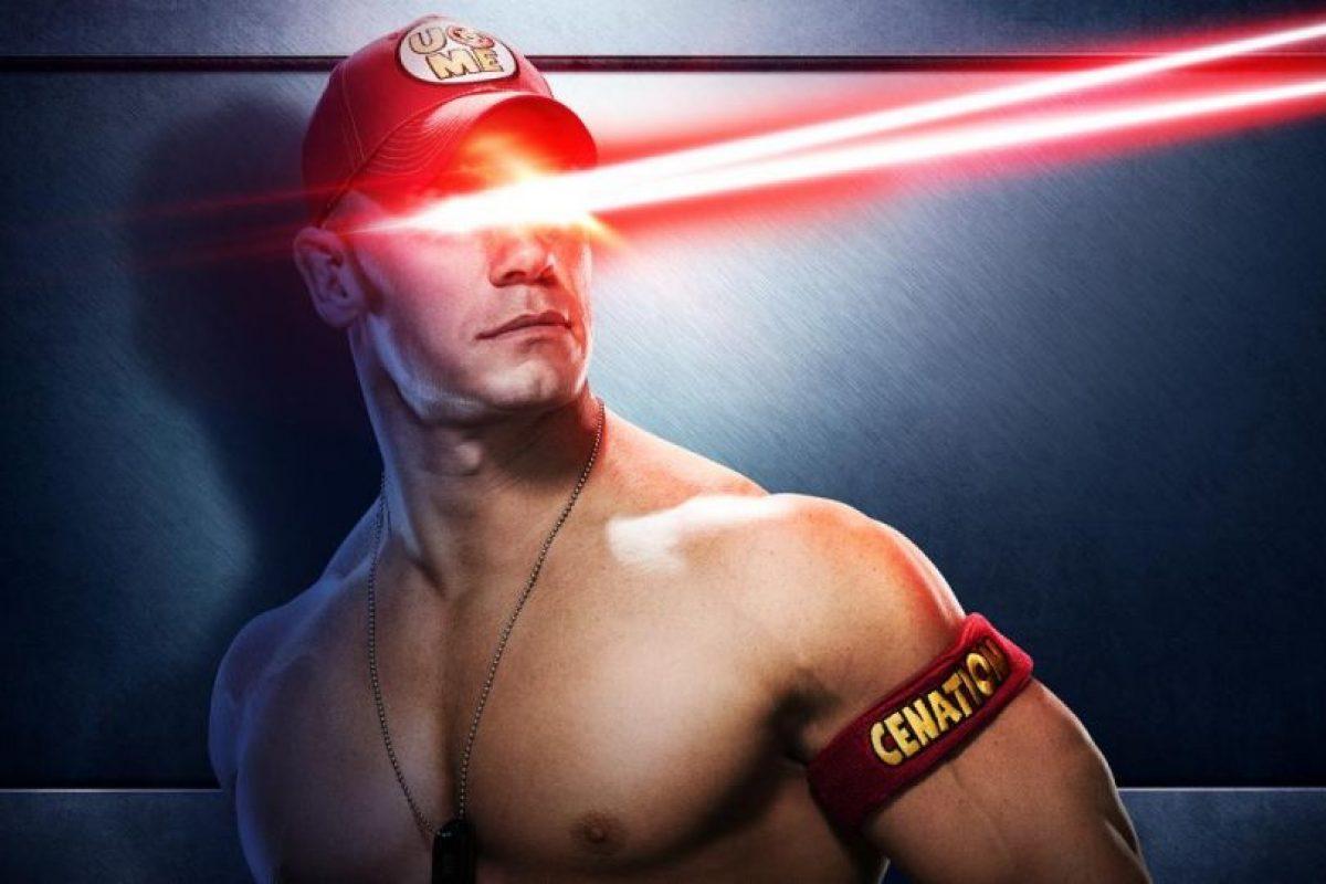 6. John Cena Foto:WWE. Imagen Por: