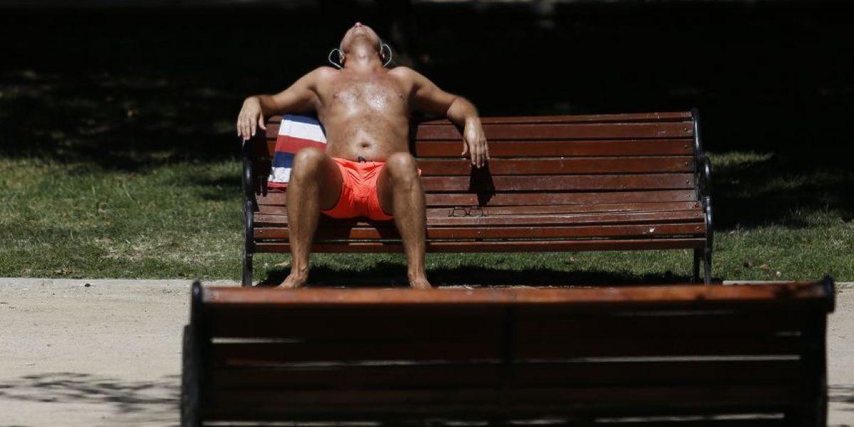 Olas de calor y brusca caída de las lluvias en Santiago: alertan cómo será Chile el 2050
