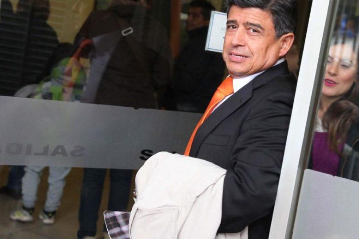 Juan Díaz Foto:Agencia UNO. Imagen Por: