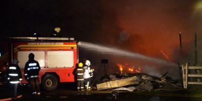 Gobierno anunció que se querellará por ataque incendiario en Lautaro