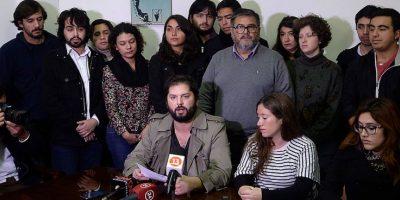 Gabriel Boric anuncia nuevo movimiento político tras quiebre con Izquierda Autónoma