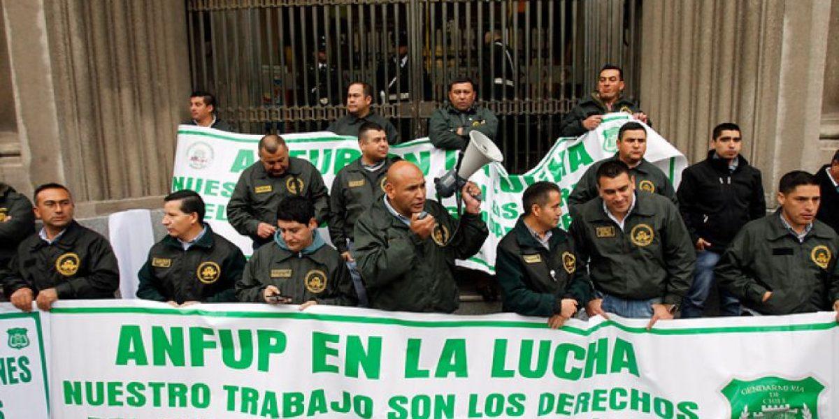 Paro de gendarmes desencadena cientos de audiencias suspendidas