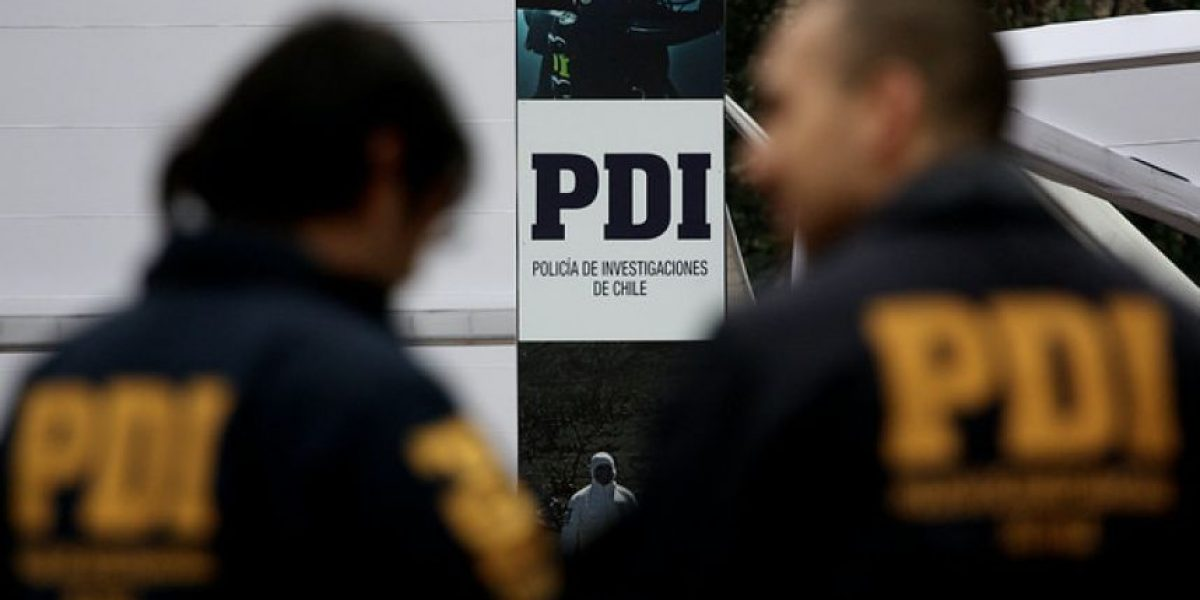 PDI investiga robo de computadores en oficina del SII en Providencia