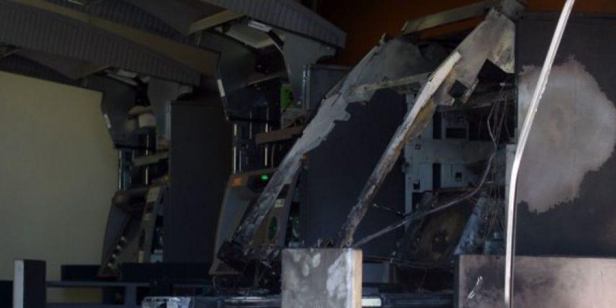 Providencia: roban cerca de $30 millones desde cajero automático del Plaza Lyon