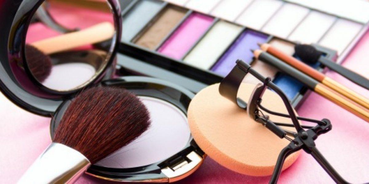 Ventas de cosmética crecen 6,9% en abril