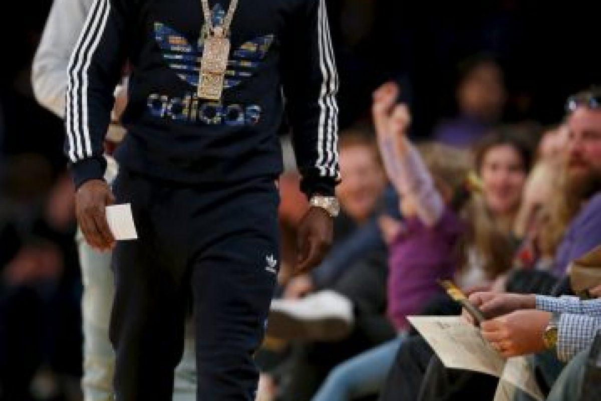 Mayweather se retiró del boxeo con 49 triunfos y 0 derrotas Foto:Getty Images. Imagen Por: