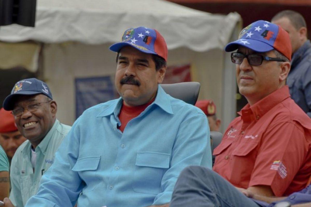 Maduro es presidente de Venezuela desde el 19 de abril de 2013. Foto:AFP. Imagen Por: