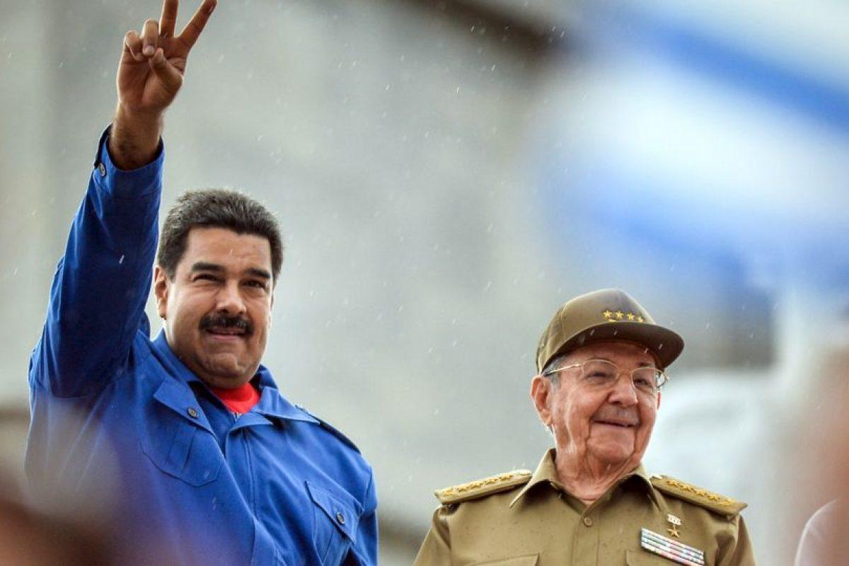 Fue proclamado presidente de Venezuela luego de las elecciones presidenciales del 14 de abril de 2013. Foto:AFP. Imagen Por: