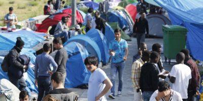 Alcaldesa de París quiere crear un campo de refugiados en la capital francesa
