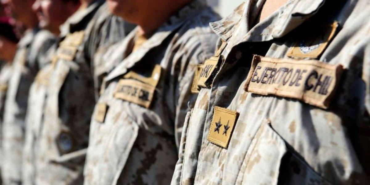 Justicia castrense investigará falsificación de documentos militares por fraude