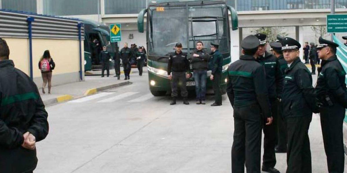 Finaliza paro de Gendarmería tras doce días de movilizaciones