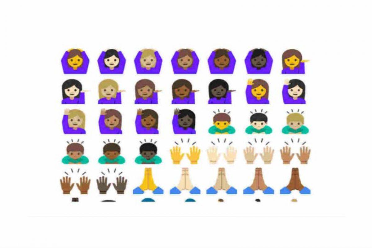 Y más humanos. Foto:Emojipedia. Imagen Por: