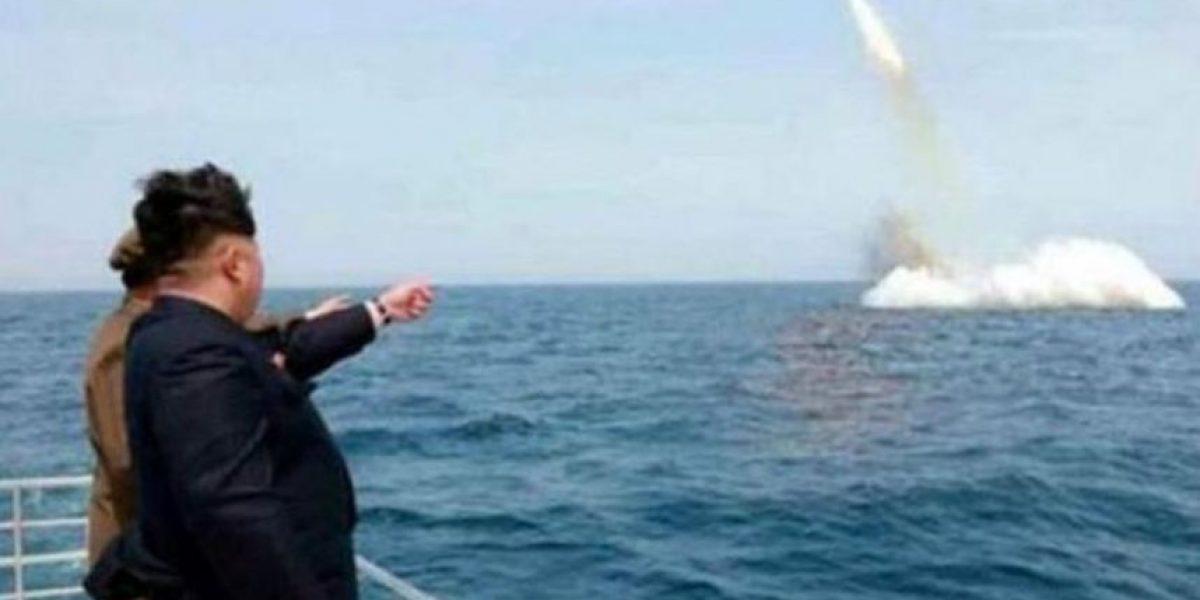 Corea del Norte habría fracasado en nuevo lanzamiento de misil