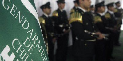 Gendarmería logra acuerdo con el gobierno y depone paralización
