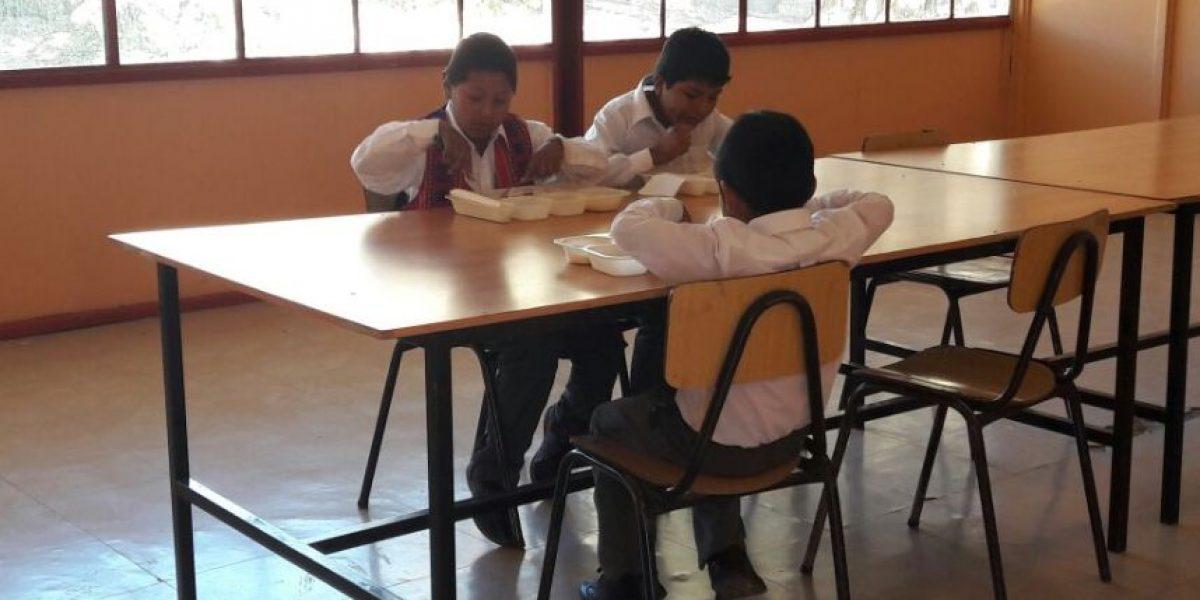 G-44: la pequeña escuela de Belén que se está quedando sin alumnos