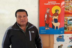 Profesor Mario Gutierrez Cañima. Foto:Publimetro / Victor Jaque. Imagen Por: